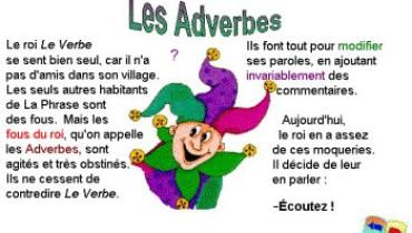 exemple d adverbe de quantite