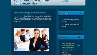 exemple de e-mailing gratuit