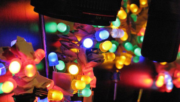 exemple de luminescence