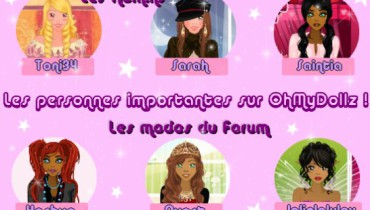 exemple de code oh my dollz