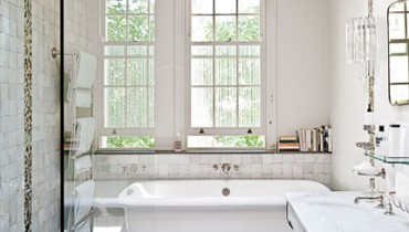 exemple de salle de bain 4m2