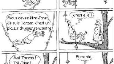 exemple de bande dessinee