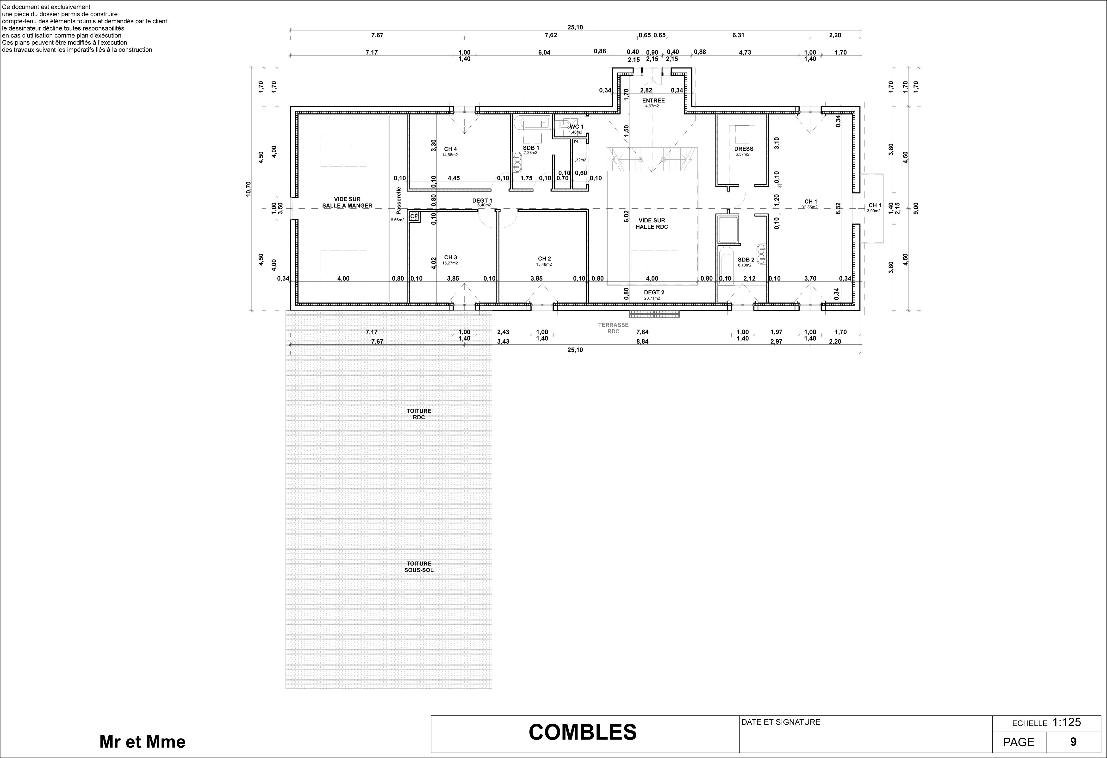 Exemple de plan maison r 1 for Exemple de poulailler maison