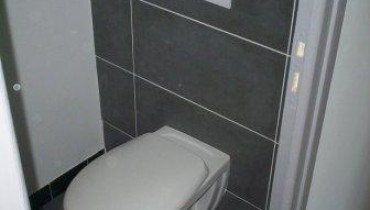 exemple de wc carrele