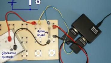 exemple de dipole ohmique