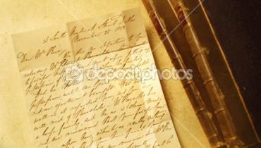 exemple de lettre du xix siecle