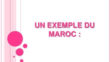 exemple de pme au maroc