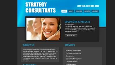 exemple de site web gratuit