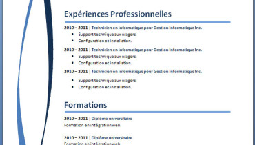 modele de dissertation en francais