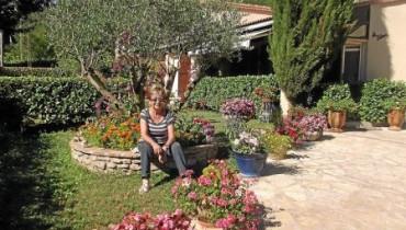 exemple de jardin de maison
