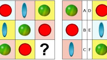 exemple de test de qi 2