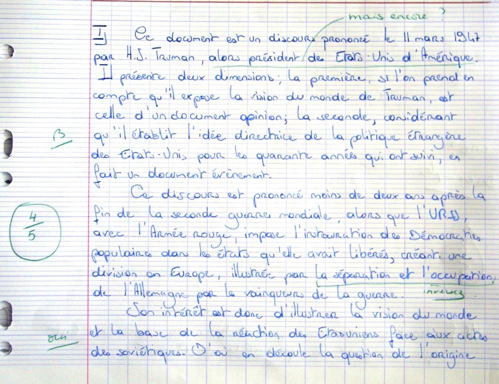 exemple d analyse de texte