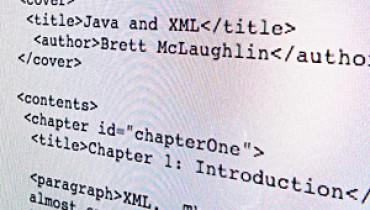 exemple de code xml