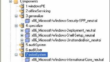exemple de sysprep windows 7
