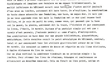 exemple de texte utopique
