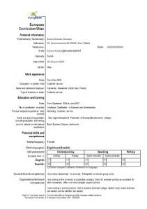 Exemple de cv service a la clientele for Domon service a la clientele