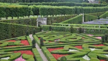 exemple de jardin a la francaise