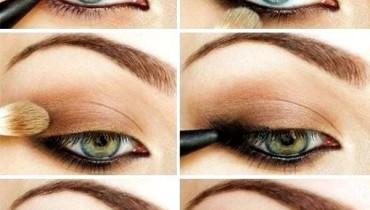 exemple de make up