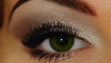 exemple de maquillage yeux