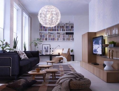 Exemple De Salon Ikea