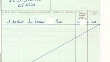 exemple de document eur 1