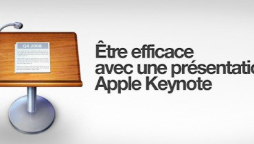 exemple de keynote