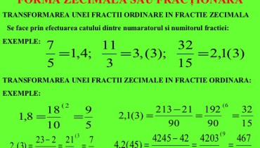 exemple de numere q
