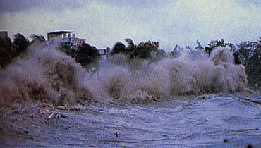 exemple de tsunami