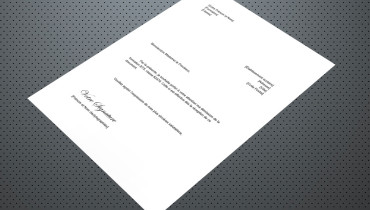exemple de lettre de demission iut