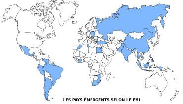 exemple de pays emergent
