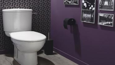 exemple de peinture pour wc