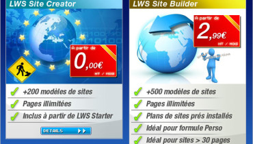 exemple de site lws