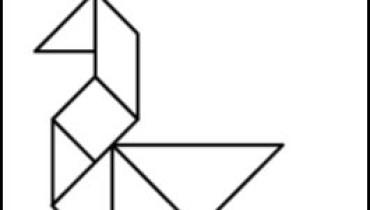 exemple de tangram a imprimer