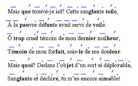 vers a 8 syllabes