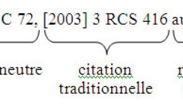 exemple de code rcs