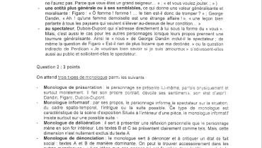 exemple de dissertation module 5