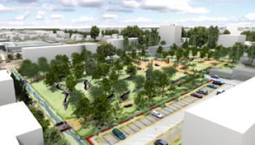 exemple de projet urbain