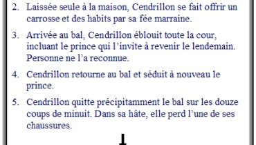 exemple de texte narratif secondaire 2