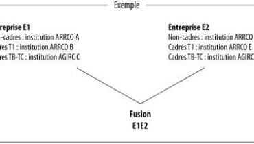 exemple d entreprise de fusion