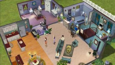 exemple de belle maison sims 3