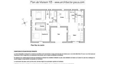 exemple de plan maison en u