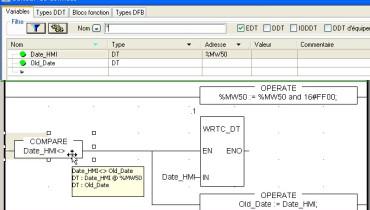 exemple de programmation m340