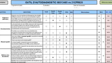 exemple de questionnaire d audit interne iso 9001
