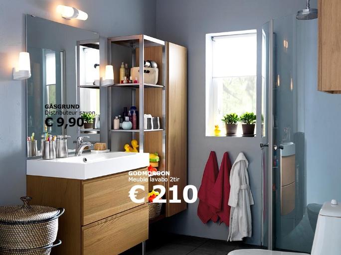 Modele de salle de bain ikea maison design for Salle de bain ikea 2016