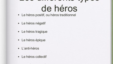exemple de heros tragique