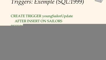 exemple de trigger sql