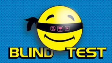 exemple de blind test
